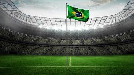 Atleta profissional estrangeiro no Brasil
