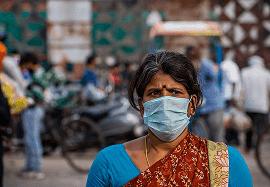 Pandemia na Índia