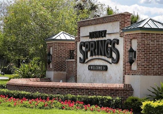 imagem Retorno da Disney Springs em Orlando