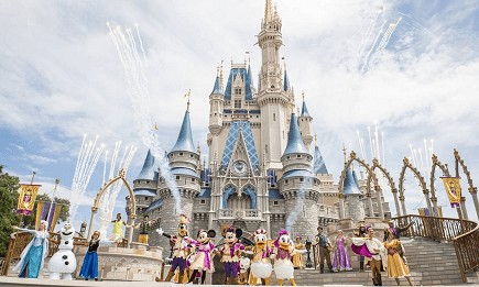 Plano de reabertura da Disney World