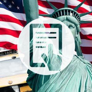 documentação renovação de visto americano