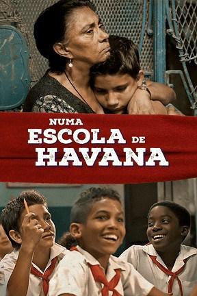 Numa escola de Havana