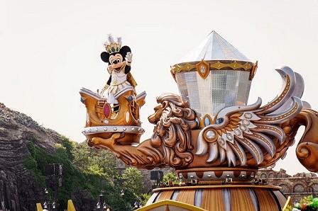 Reabertura dos Parques em Tóquio