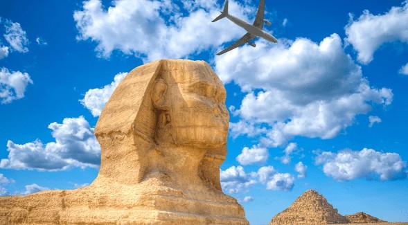 Retorno do turismo no Egito