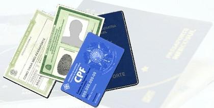 imagem Documentos necessários para tirar Passaporte