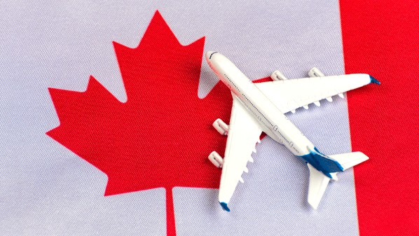 imagem Restrições de entrada no Canadá