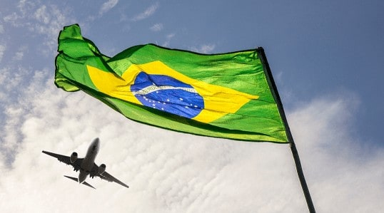 Restrições para entrar no Brasil