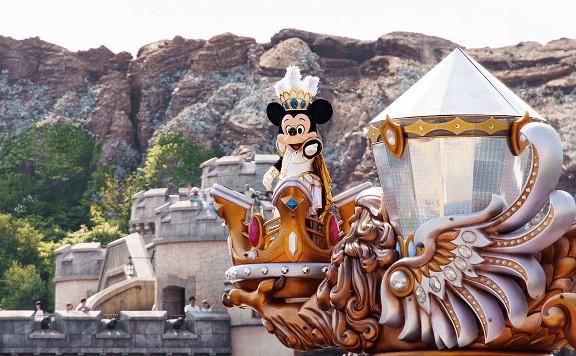 imagem Tokyo Disneyland