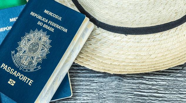 imagem Países que só precisam de Passaporte