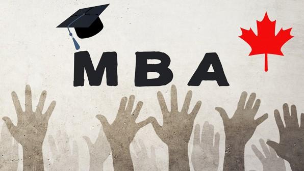 MBA no canadá