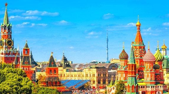 O que fazer na Rússia?