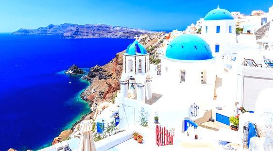 imagem Reabertura do turismo na Grécia