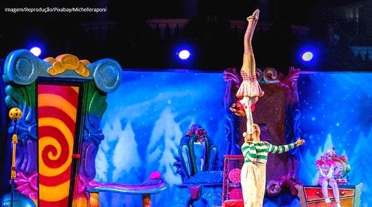 Retorno do Cirque du Soleil