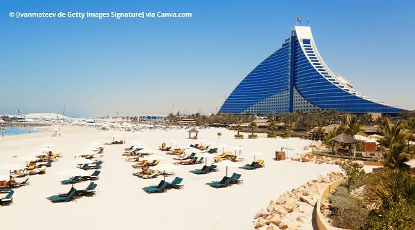 imagem Jumeirah Beach Hotel